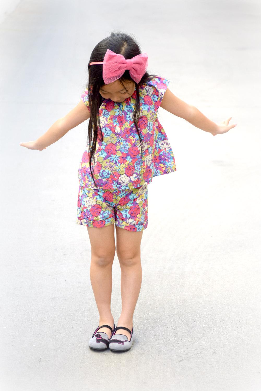Flower Girl Malea Emma Tjandrawidjaja